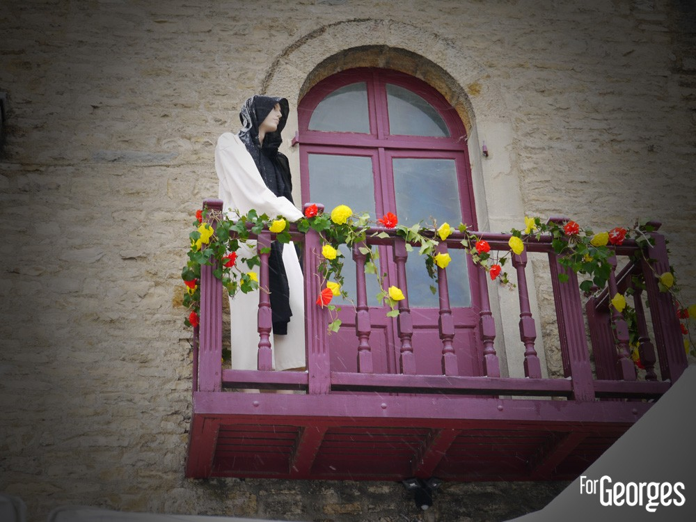 ForGeorges Saint Vincent Clos Vougeot
