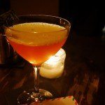 Sherry Butt – Paris Cocktail Week 2015