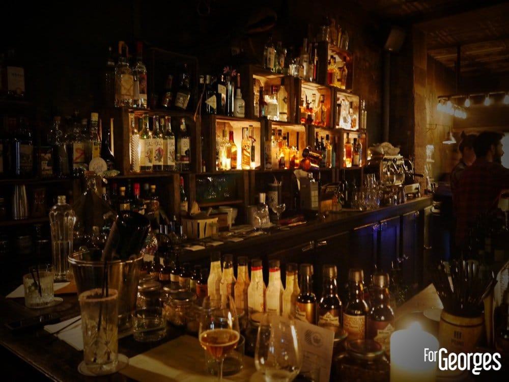 Grazie cocktail Bar Paris Cocktail Week