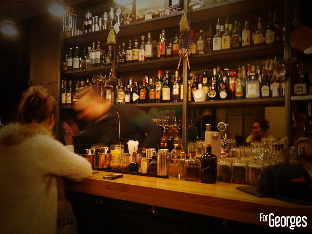 Paris Cocktail Week - Le Calbar