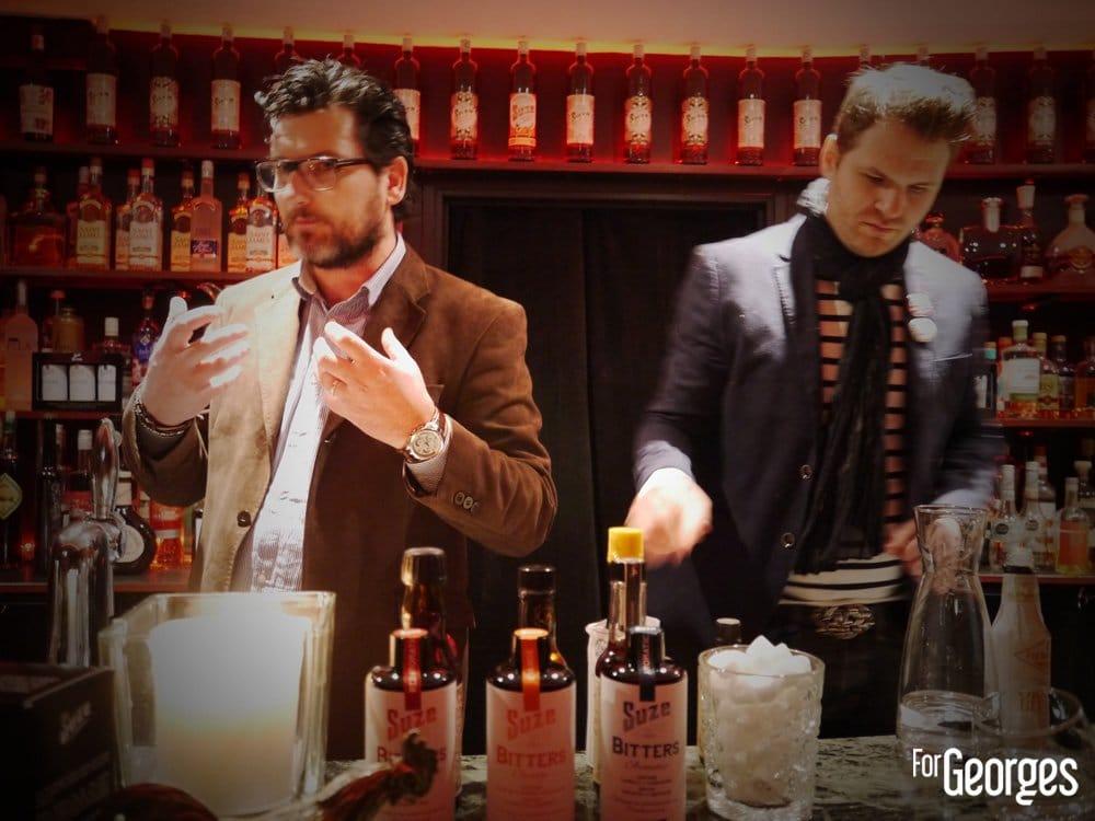 Paris Cocktail Week - Suze Bitters