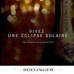 Vivez une éclipse solaire avec Bollinger