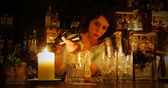 Grazie cocktail Bar Paris Alejandra Paris Cocktail Week