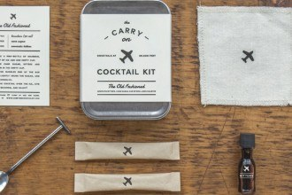 Kit cocktail avion punch