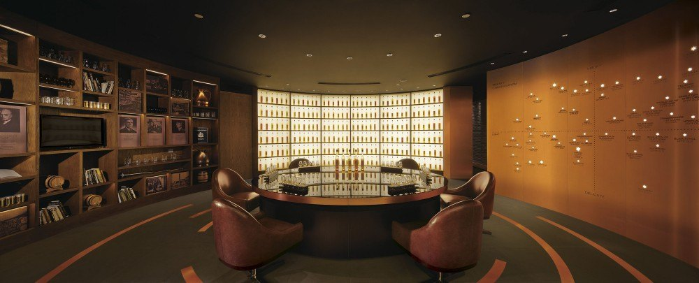 Johnny Walker House Shanghai ForGeorges