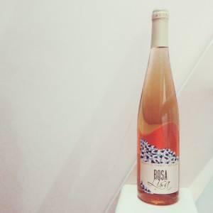 Bouteille de vin Rosa Lisa