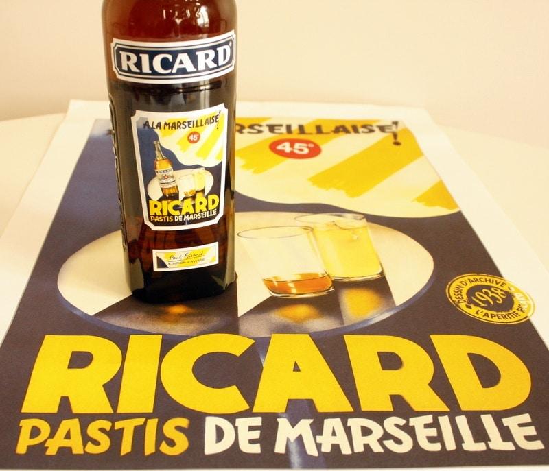 Ricard Edition Limitée à la marseilleise