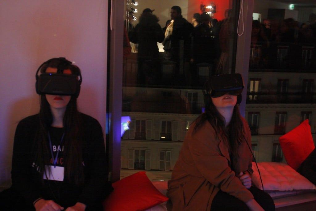 Oculus pour Edelweiss, bière des montagnes