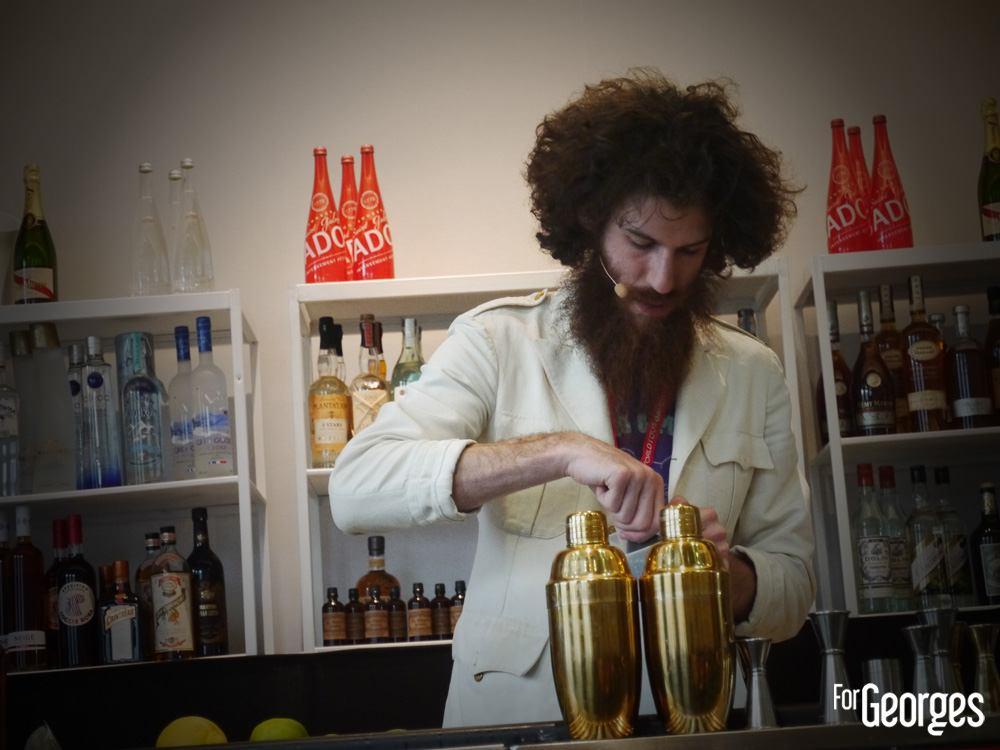 Omnivore 2015- scene cocktail