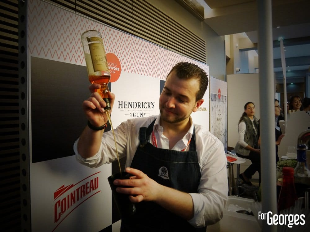 Omnivore paris 2015 cocktail