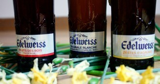 Edelweiss 3 bières blanches