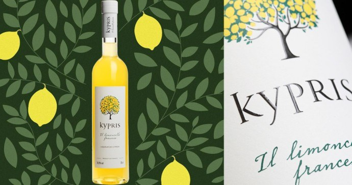 Kypris Limoncello de France