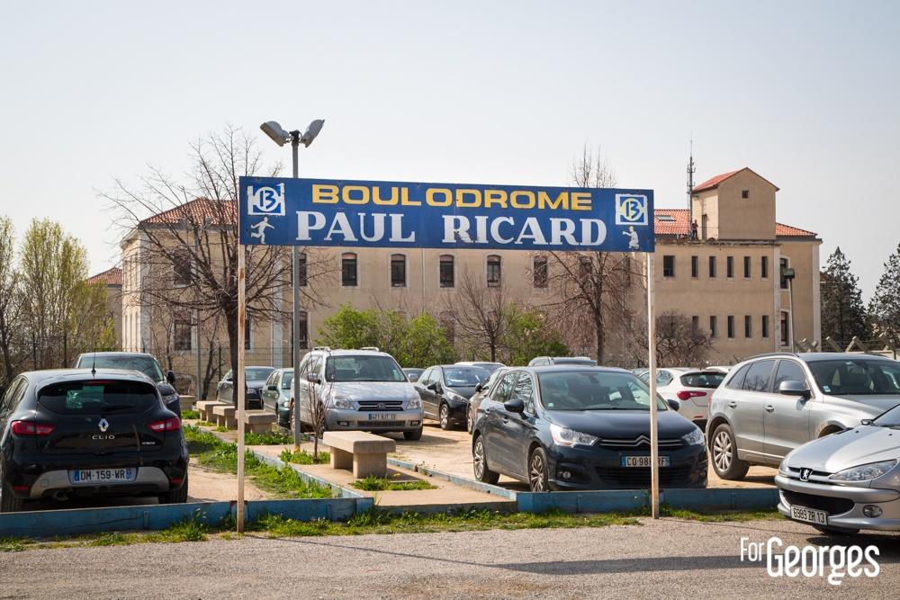 Ricard le siege Marseille