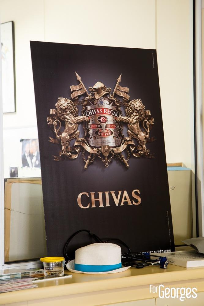 Ricard Chivas Whisky