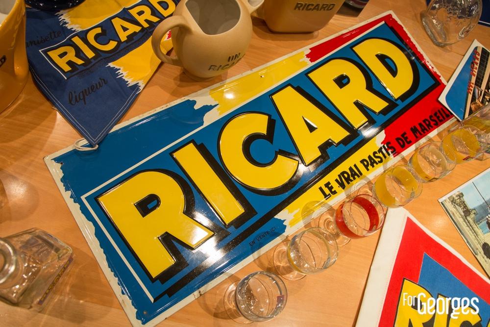Ricard Pub Vintage Marseille