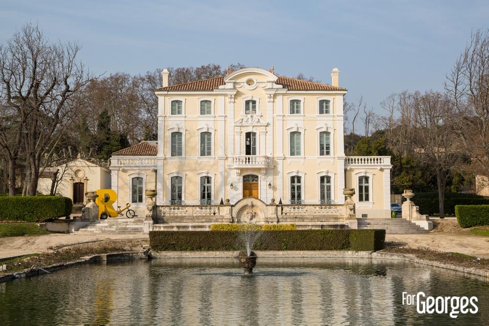 Le Chateau Ricard Marseille