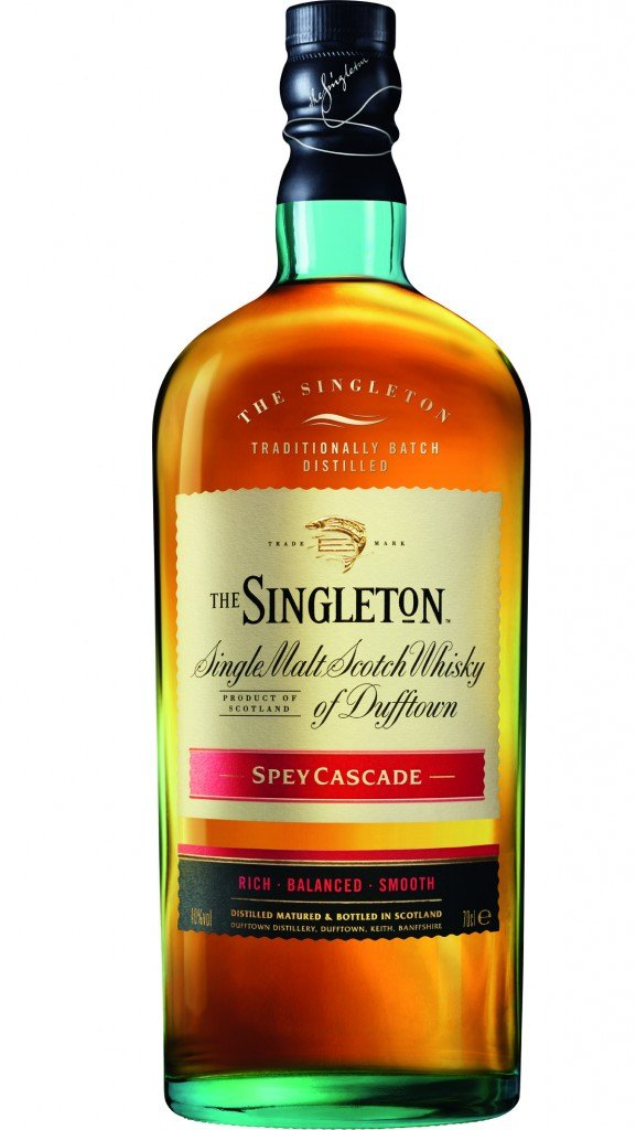 The Singleton Spey Cascade Packshot HD