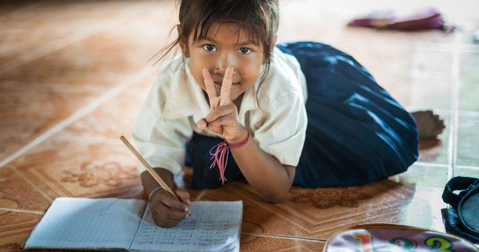 Cocktail Solidaire Enfants du Mekong