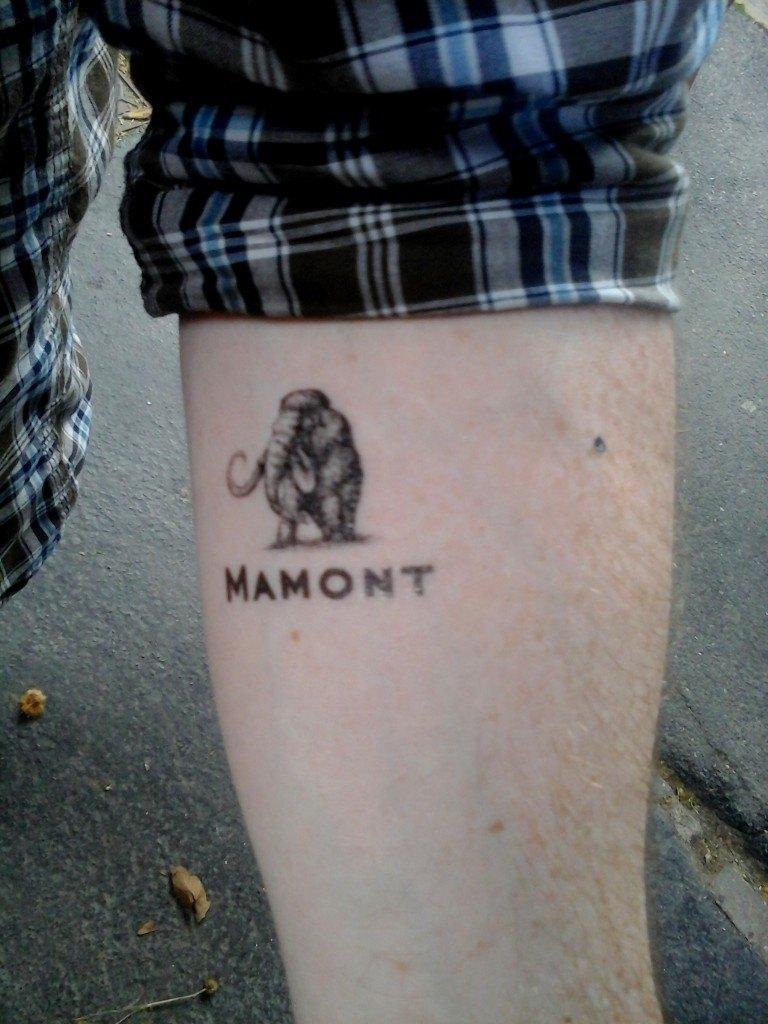 mammouth mamont