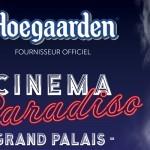 Hoegaarden vous invite au Cinéma Paradiso