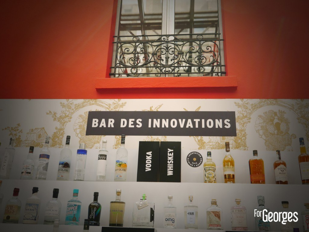 Cocktails spirits Paris 2015