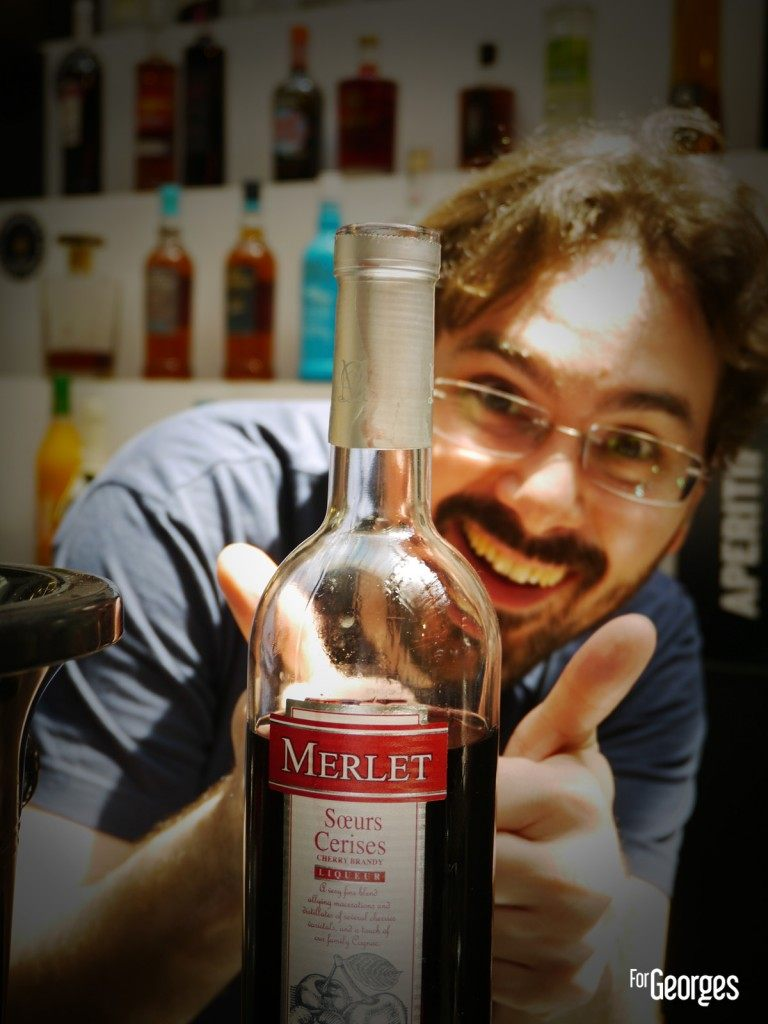 Cocktails spirits Paris 2015 Merlet