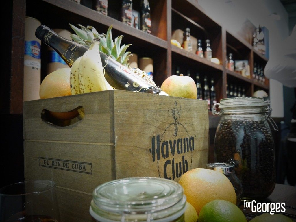 Cocktails spirits Paris 2015 Havana Club