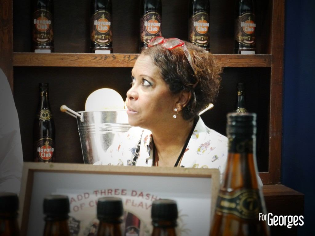 Cocktails spirits Paris 2015 Carmen Havana Club
