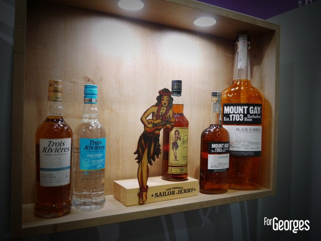 Cocktails spirits Paris 2015 Lixir