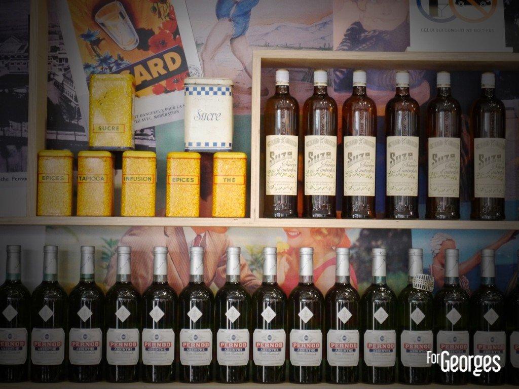 Le bar des amis pernod