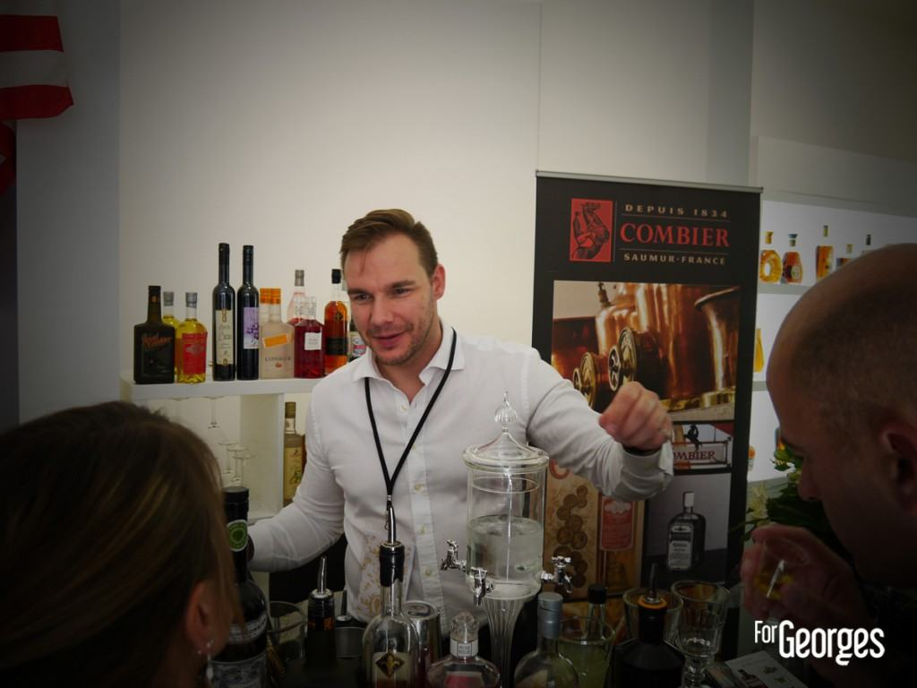Cocktails Spirits 2015 Paris Etienne Descoings