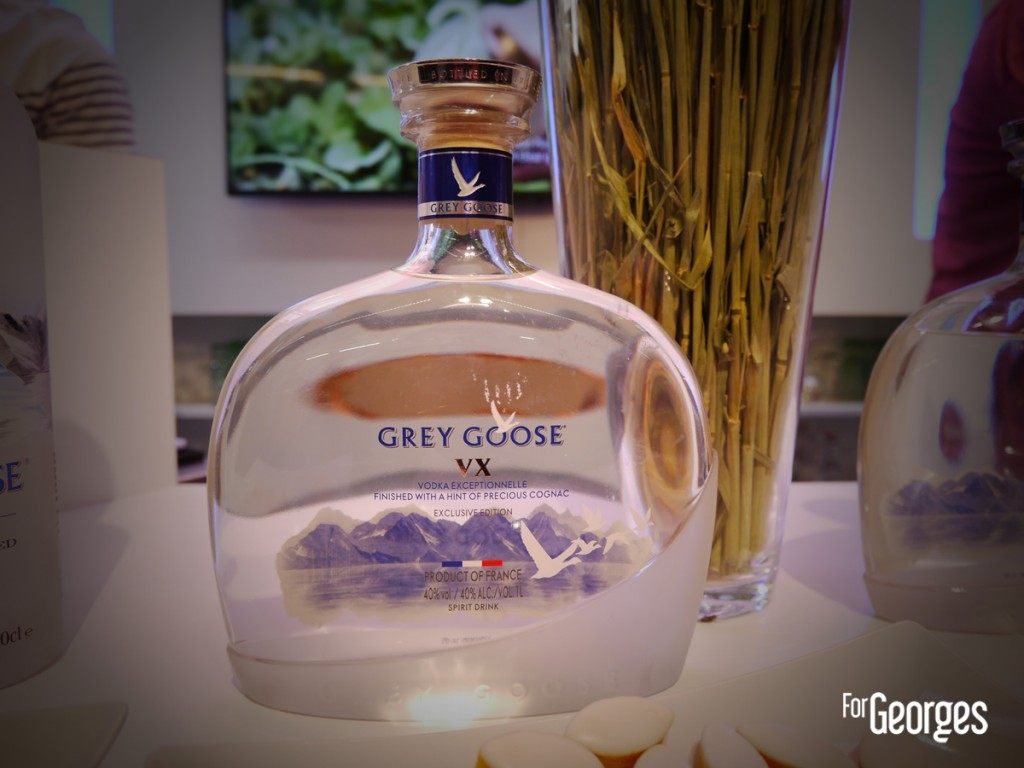 Cocktails Spirits 2015 Paris Grey Goose XV