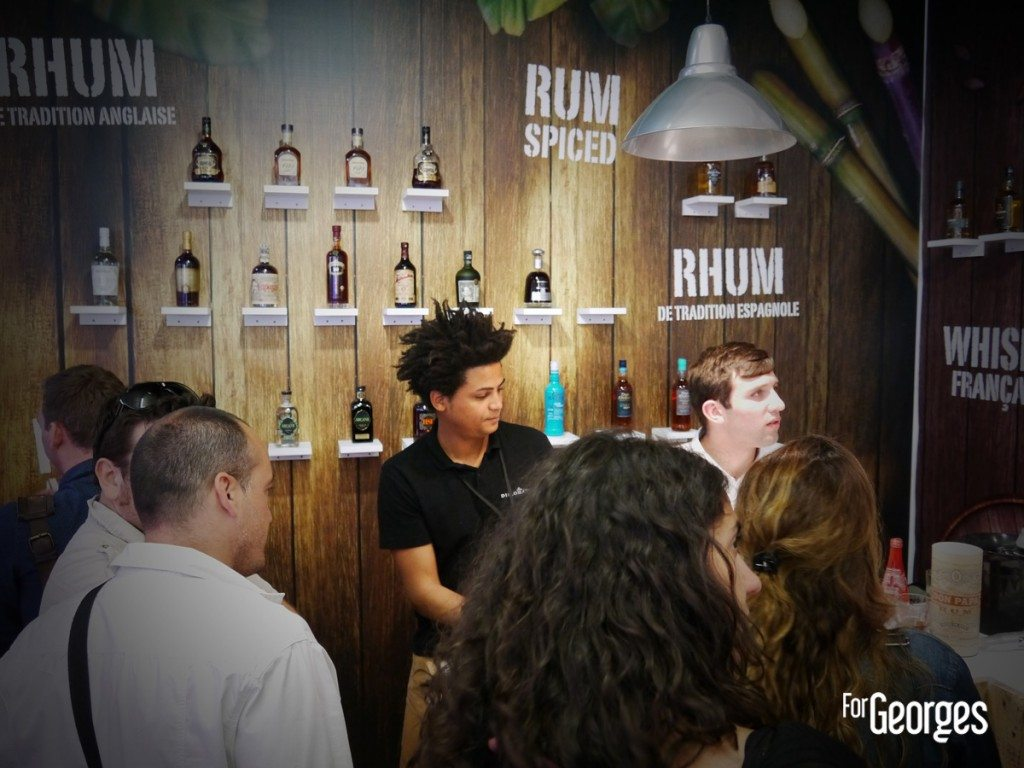 Cocktails Spirits 2015 Paris Rhum Botran