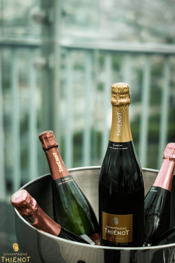 Thienot Sky Bar Champagne