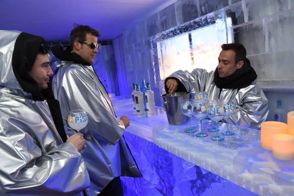 Les jardins du Marais Arctic Room 51 Pastis Pernod