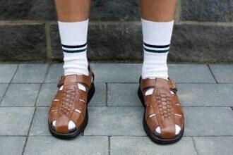 sandales chaussettes cliché allemand