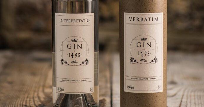 Gin 1495 le plus vieux gin au monde