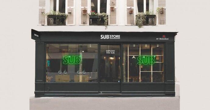 Sub Store par Heineken