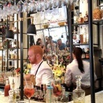 Ober Mamma, plus qu'une trattoria, délicieux bar à cocktails