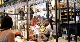 Ober Mama cocktail bar