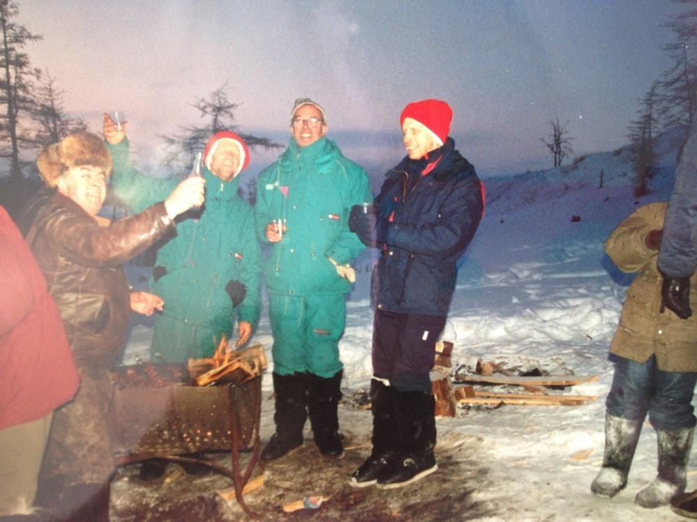 Denis Russie Vodka découverte voyage spiritueux
