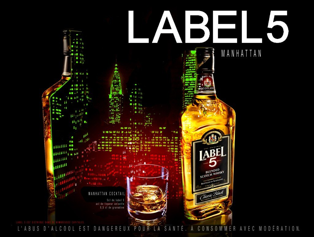 LABEL 5 WORLDMIX
