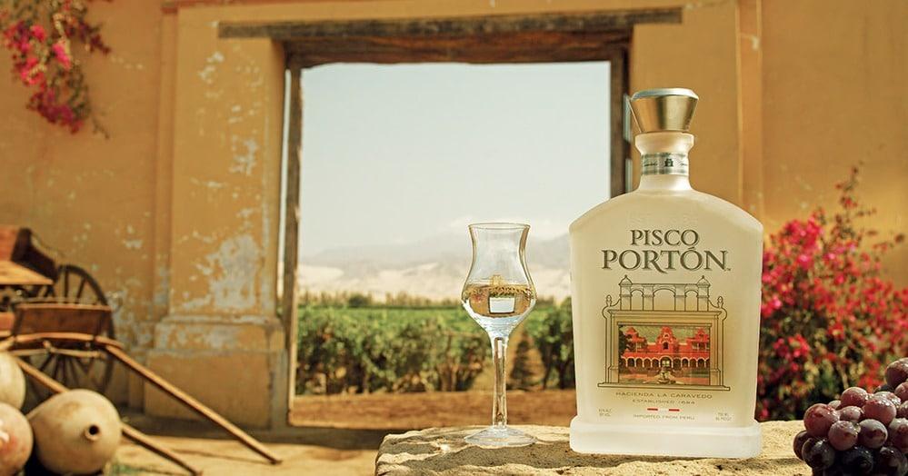 Pisco Porton Hacienda Histoire Perou Spiritueux Johnny Schuler