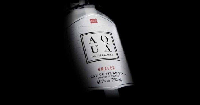 Aqua Valdronne eau de vie de vin