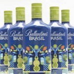 Nouvelle bouteille collector Ballantine's Brasil