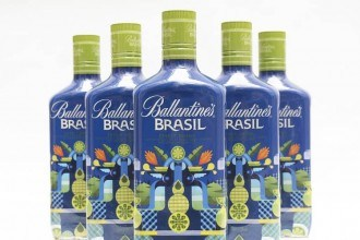 Ballantines Brasil Edition Limitee
