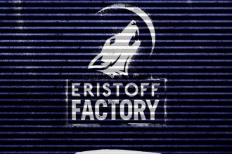 Eristoff Factory vodka