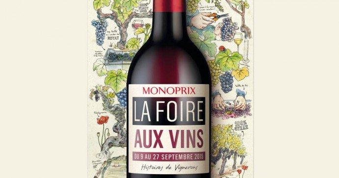 les mieux notés dernier super pas cher vente officielle Foire aux vins Monoprix.fr - ForGeorges