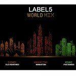 LABEL 5 World Mix : jeu concours