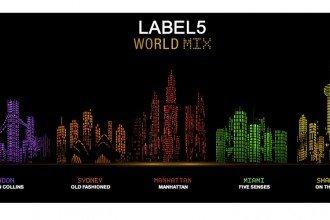 Label5 World Mix